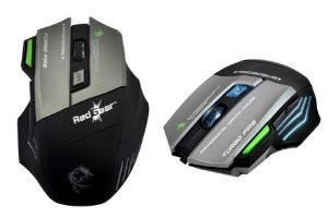 Dragonwar ELE-G9 Thor BlueTrack Gaming Mouse