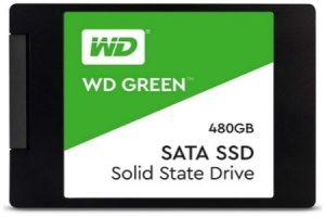 WD Green SATA III Internal Solid State Drive
