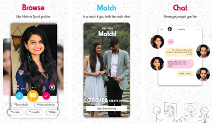 TrulyMadly Dating App