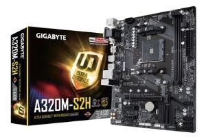 GIGABYTE GA-A320M-S2H AMD A320 AM4 MAX